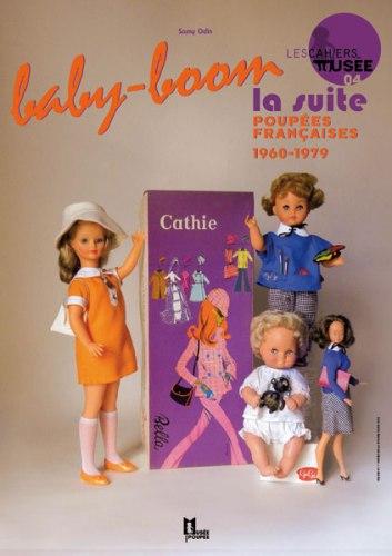 Baby Boom 2, poupées françaises 1960-1979 - Samy Odin