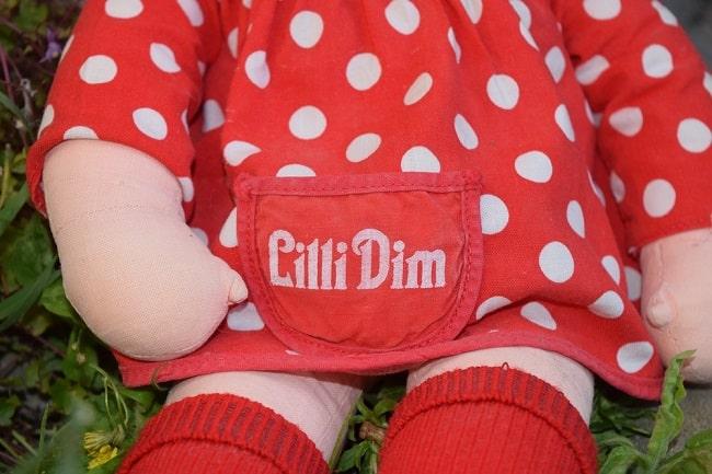 poupée Clodrey Lilli Dim