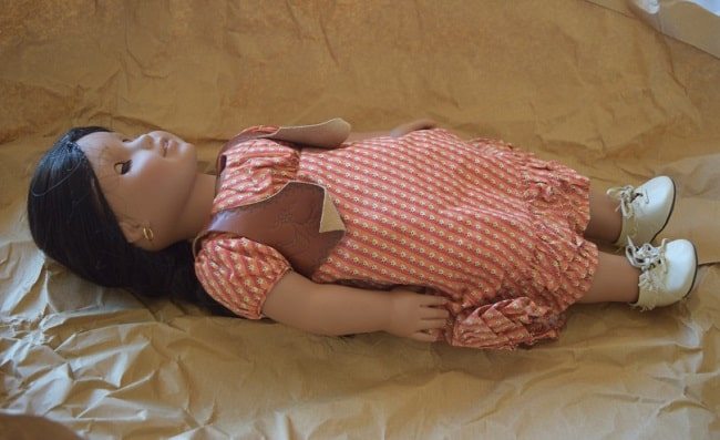 poupée American Gil Josefina
