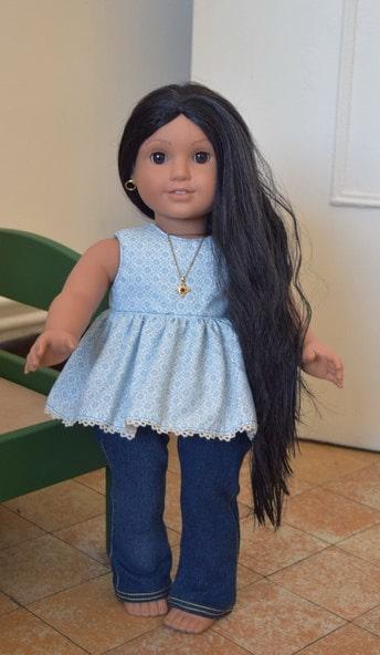 Josefina Montoya American Girl Doll