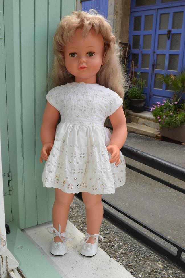 poupée Raynal Margareth blonde