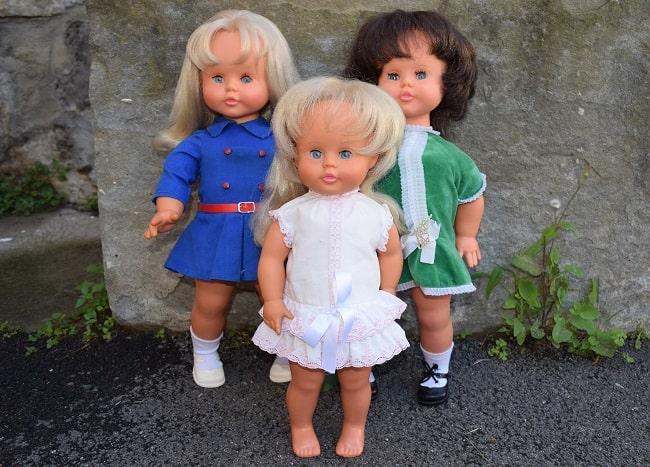 Daisy, poupée Clodrey parlante