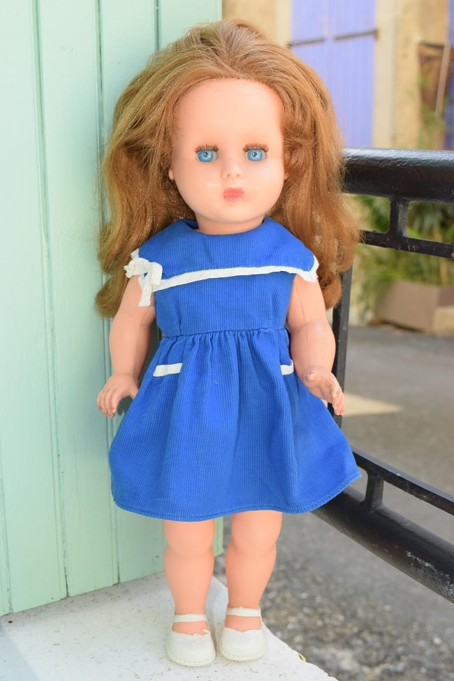 poupée Clodrey Gigi
