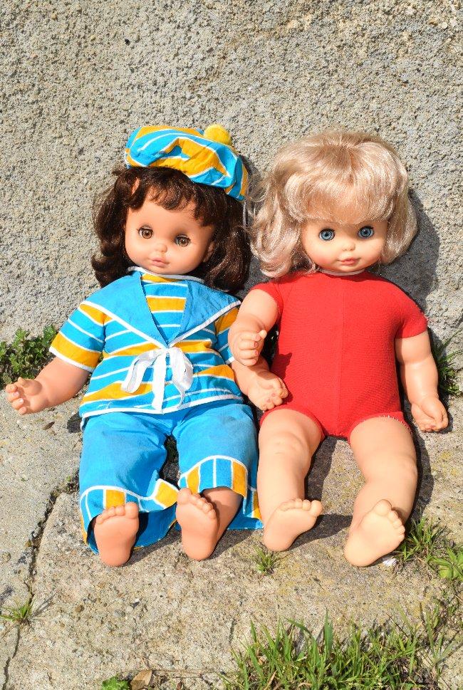 poupée Clodrey Praline 1972