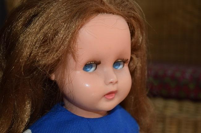 yeux coucou poupée Clodrey