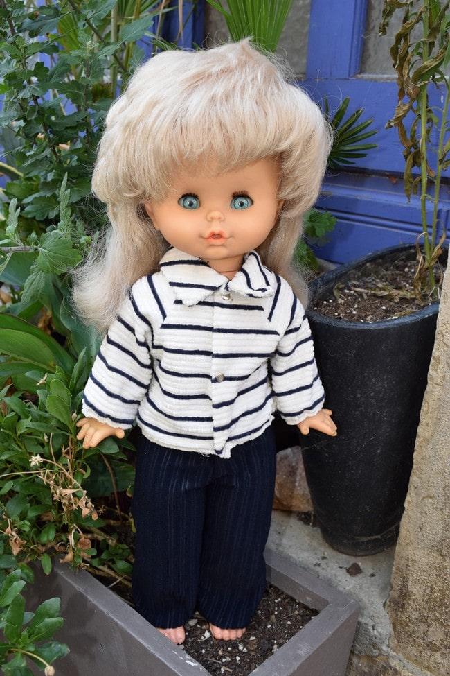 poupée Clodrey Eugénie