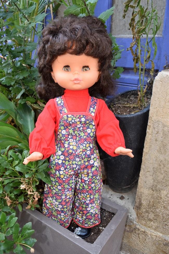 poupée Clodrey Evelyne