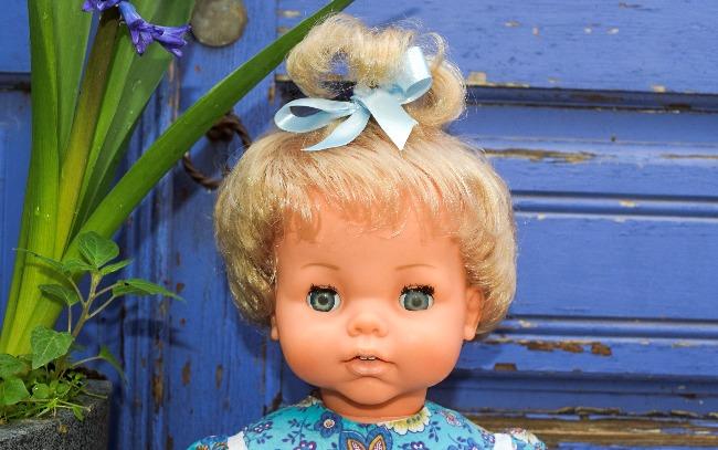 poupée Raynal Capricieuse 1967