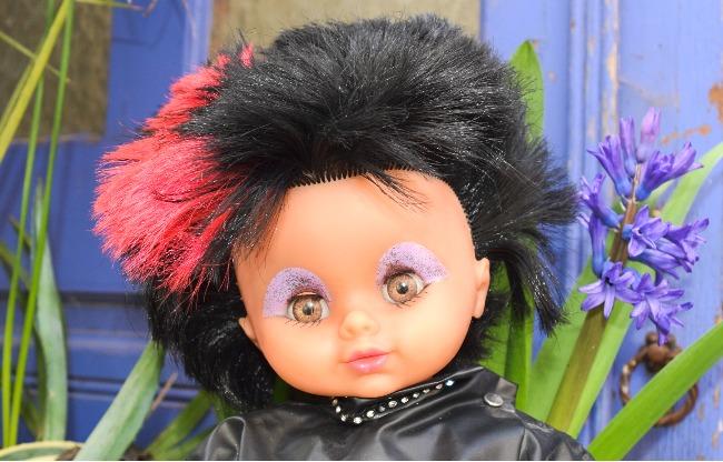 poupée Clodrey Funky