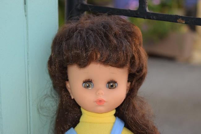 Kristel poupée Clodrey articulée