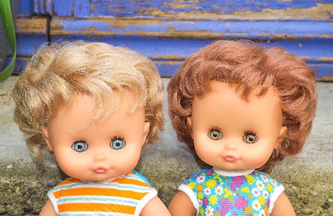 poupée Clodrey Mimi