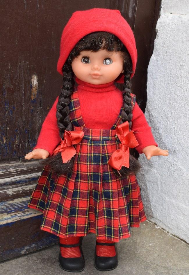 poupée Clodrey Ajena Aline