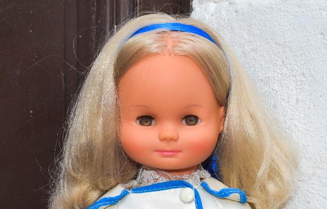 poupée Clodrey