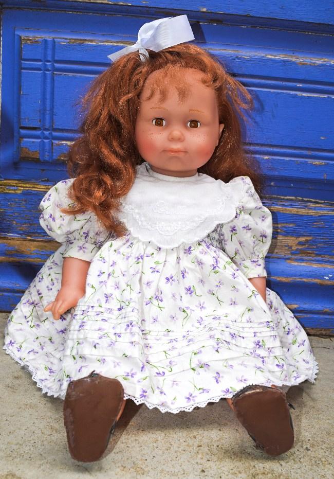 Delphine, poupée Corolle 1990