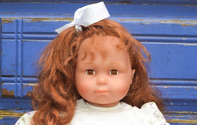 poupée Corolle Delphine rousse