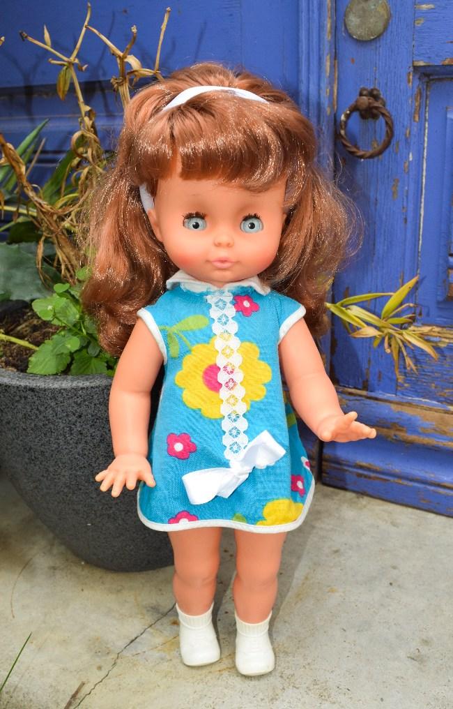 poupée Clodrey Ariane