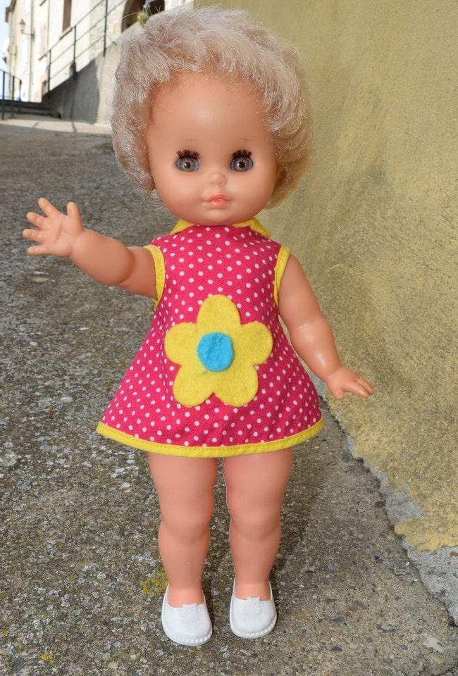poupée Aurore Clodrey