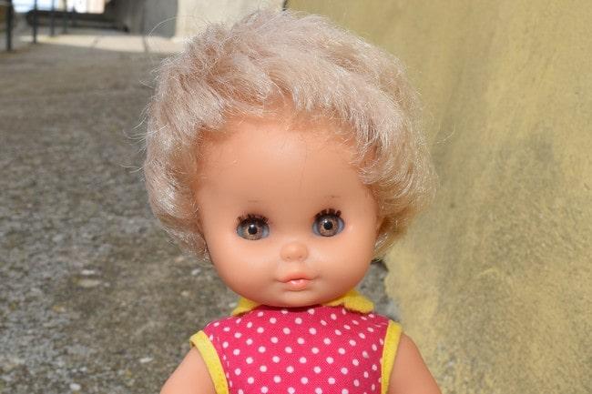 poupée Clodrey Aurore
