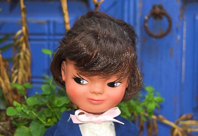 poupée Mary Poppins Clodrey sous licence Disney