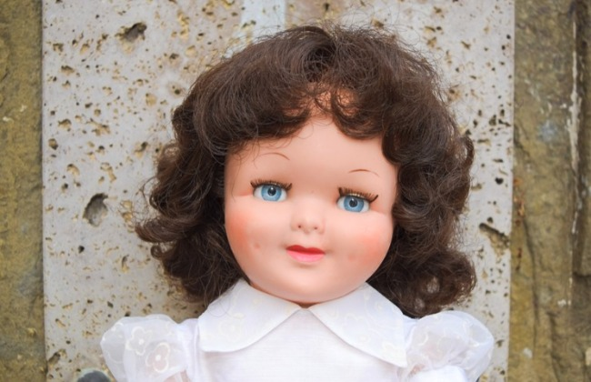poupée Clodrey Brin d'Or Colombe