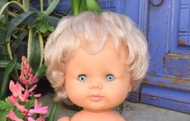 poupée Clodrey électrique Olivier