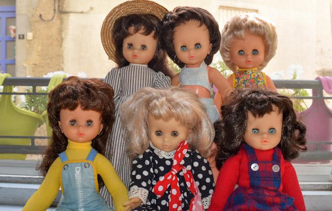 poupées Clodrey moule 2015 7310