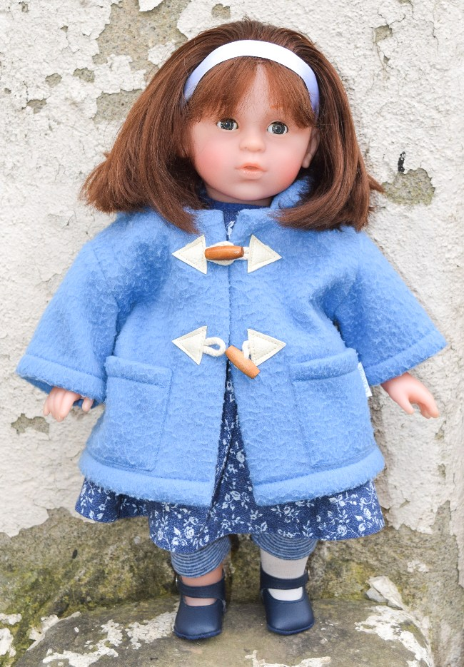 Aurélie poupée Corolle 1999