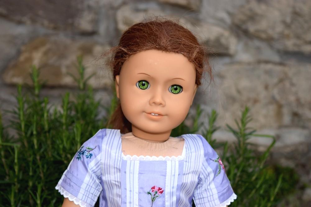 poupée American Girl Felicity Merriman - portrait