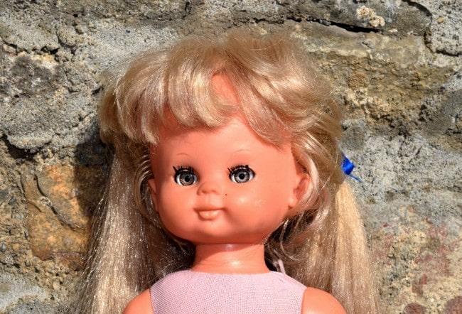 poupée Bella Sybille corps souple articulé