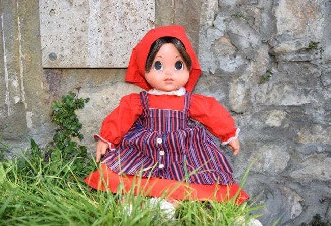 poupée Bella Virginie