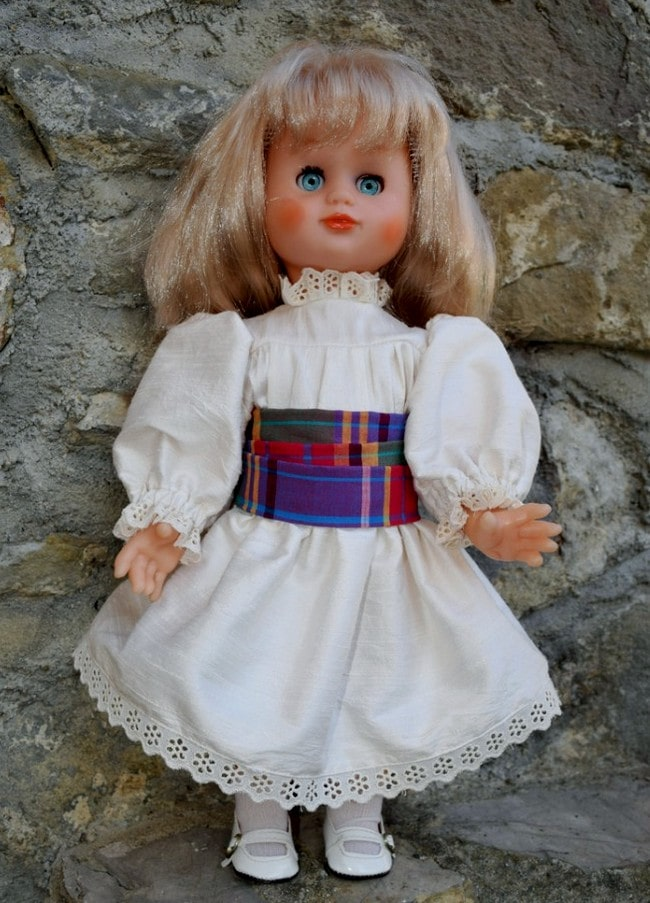 variante robe modes et travaux noel 1988