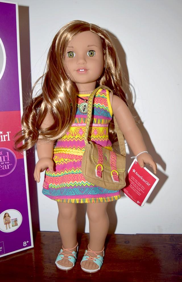 poupée American Girl Lea Clark
