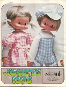 Catalogue de jouets 1976