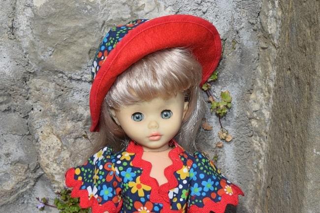 poupée Vicky Clodrey Ceji