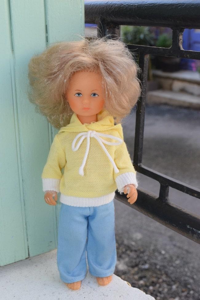 poupées Bella famille fille