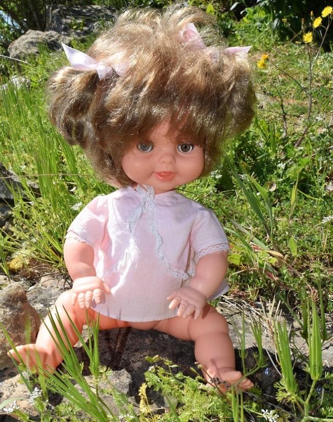 poupée Bella Louisette Ida