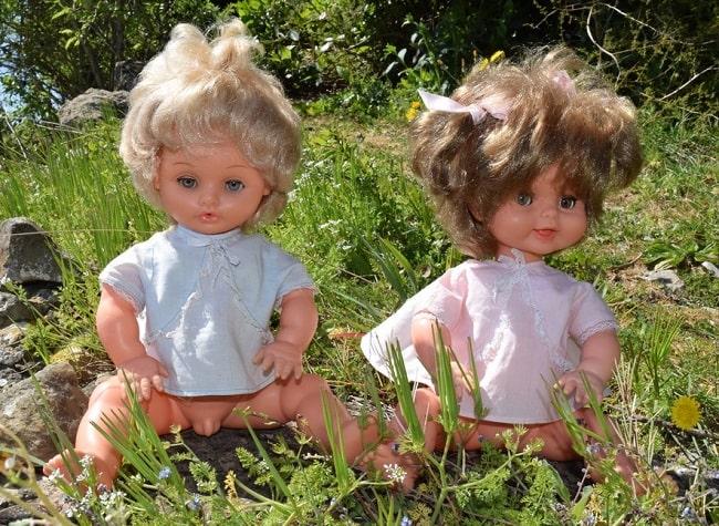 poupées bébés baigneurs Bella