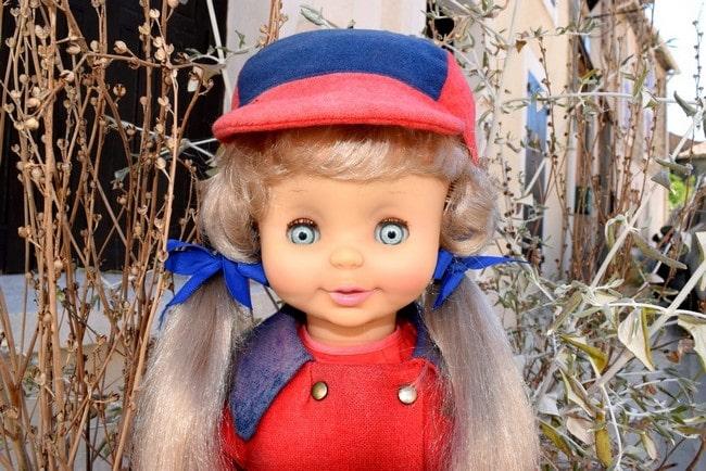 poupée Clodrey Marie-Claude