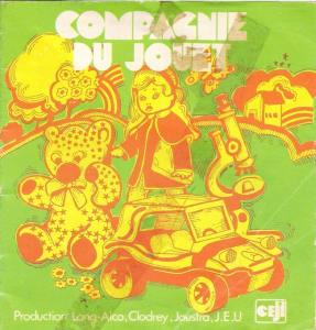 Catalogue jouets ceji 1975