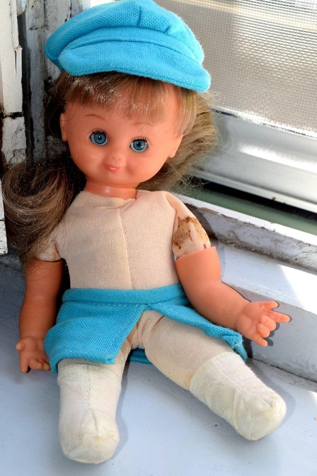 poupée Kitrot Bella