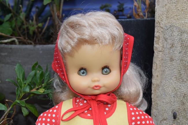 poupée Clodrey Benjamine 1972
