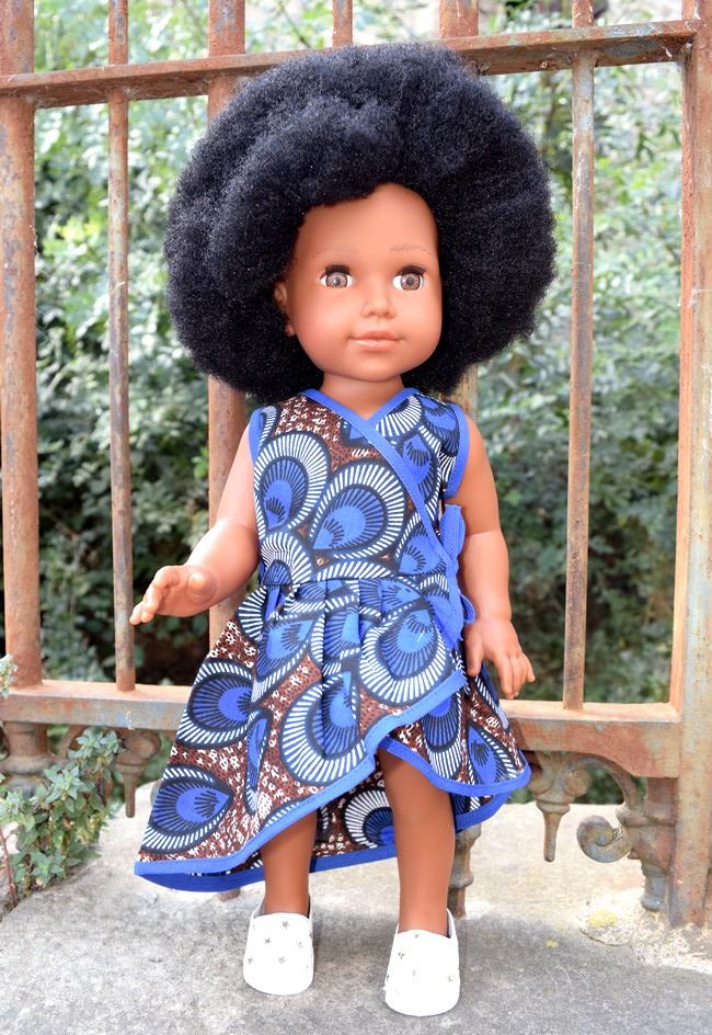 poupée noire Urbidolls