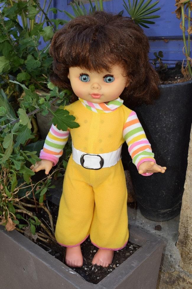 poupée Clodrey Murielle