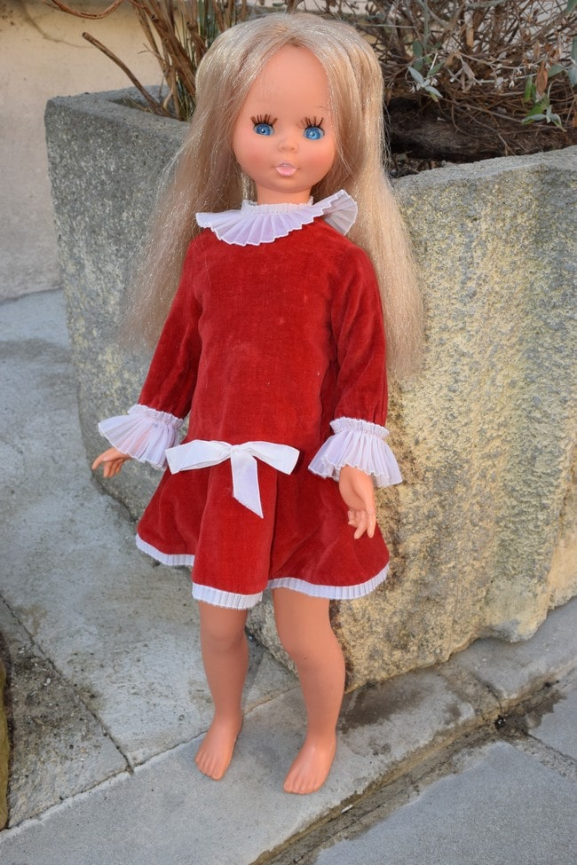 poupée Clodrey Alexandra
