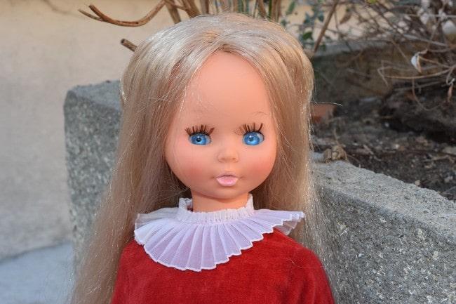 Alexandra poupée mannequin Clodrey