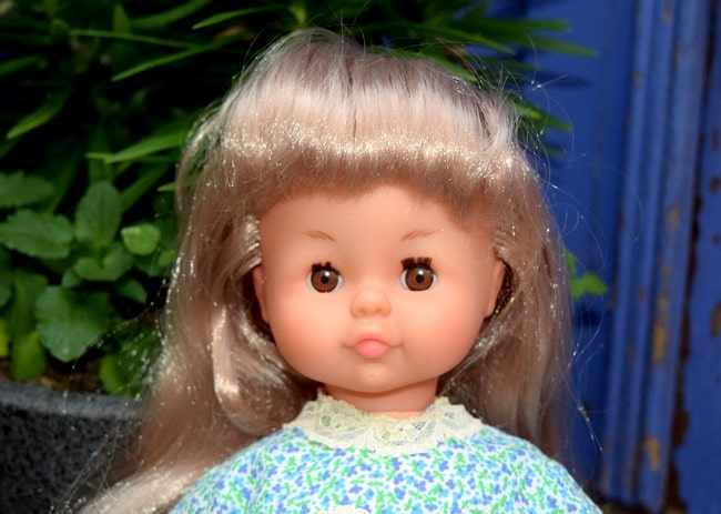 poupée Yette de Montbrison