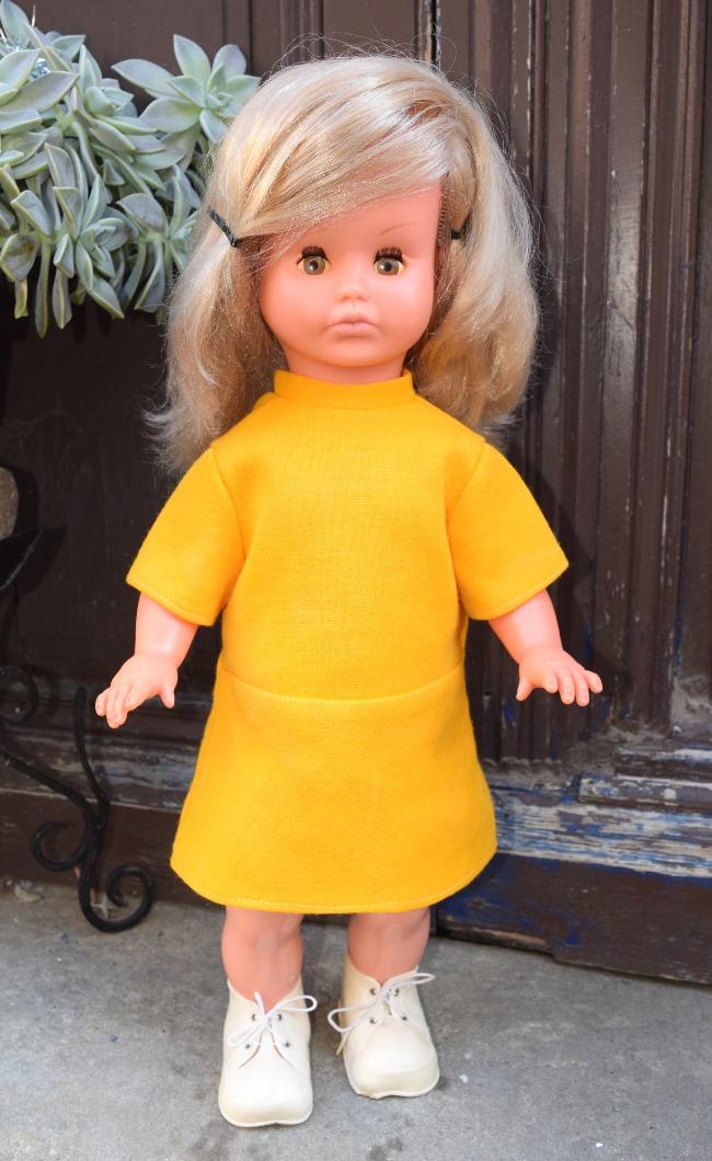 poupée Gégé F4P Agnès