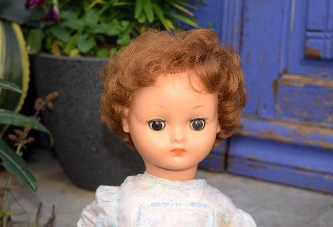 poupée Bella années 1960