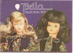 Catalogue poupées Bella 1977