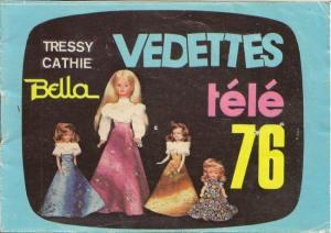 catalogue poupée Bella 1976